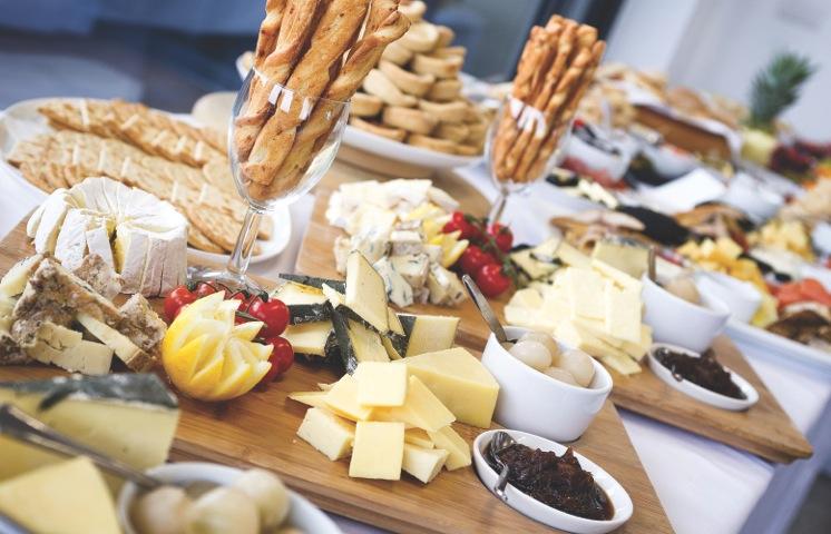 Cornish Cheese Platter