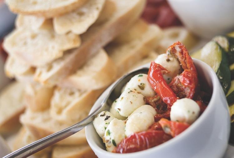 Mediterranean Buffet